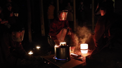Read more about the article Video från Performative Bell Casting