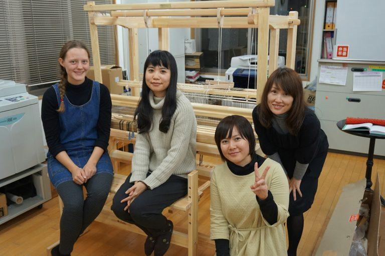 Let's talk: Hantverksutbyte mellan Sverige och Japan