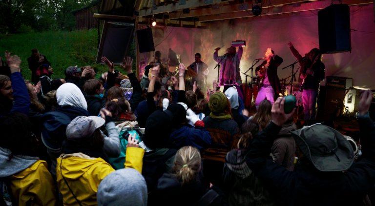 Mötesplats Steneby artikelserie #5 Skogsfesten: Helgen då skogen dansar