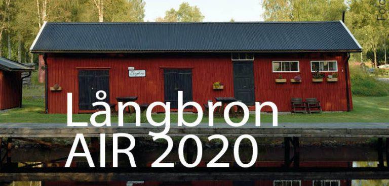 Ansökan ute för Långbron Air 2020