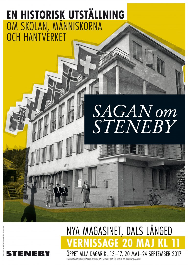 Sagan om Steneby i Nya Magasinet
