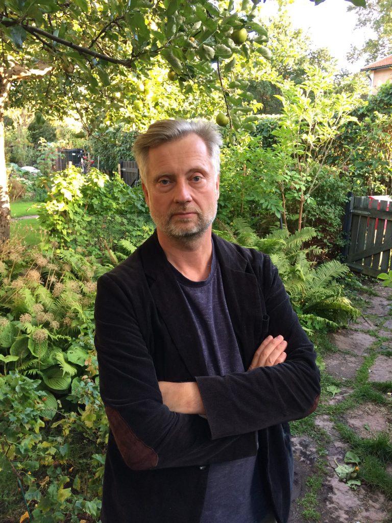 Anders Lindgren till Mötesplats Steneby