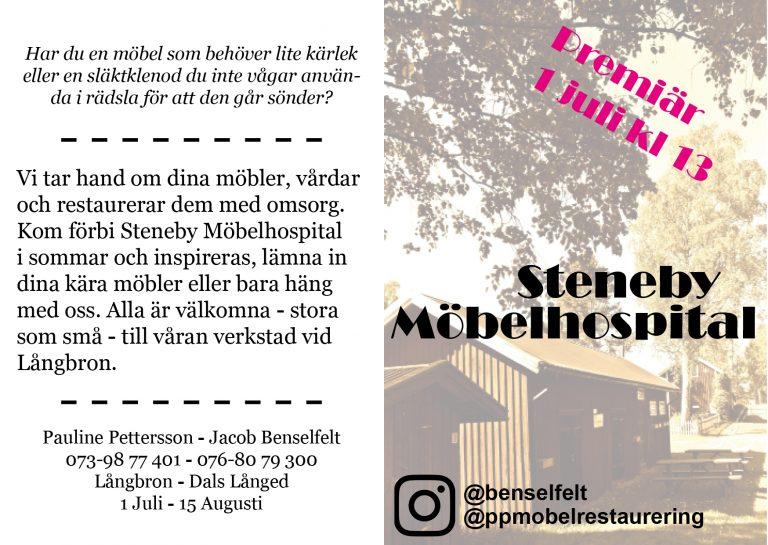 Premiär Steneby Möbelhospital