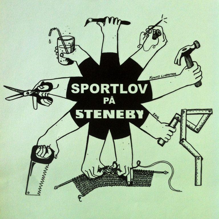 Sportlov på Steneby