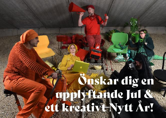 Read more about the article God jul & Gott nytt år!
