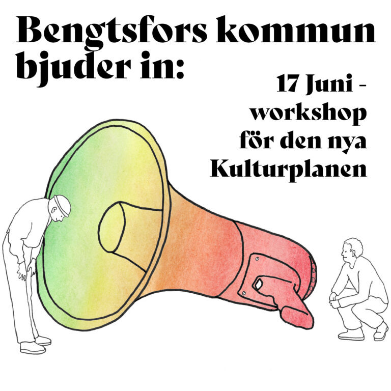 Read more about the article Bengtsfors Kommun bjuder in!